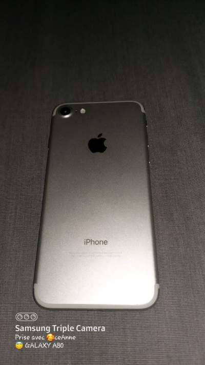 IPHONE 7 128gb(CanT Use Sim) - iPhones on Aster Vender