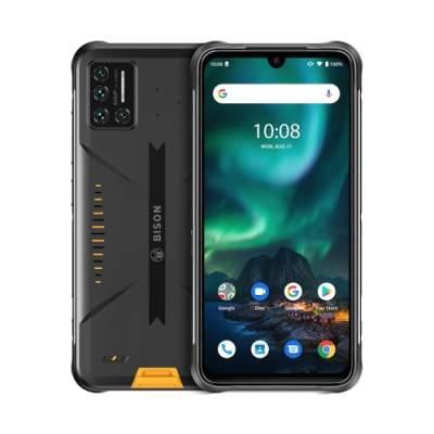 UMIDIGI BISON SHOCKPROOF,WATERPROOF RAM 6 GB ROM128GB 48MP  - Android Phones on Aster Vender