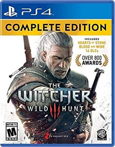 The Witcher 3 ps4 - PlayStation 4 Games on Aster Vender