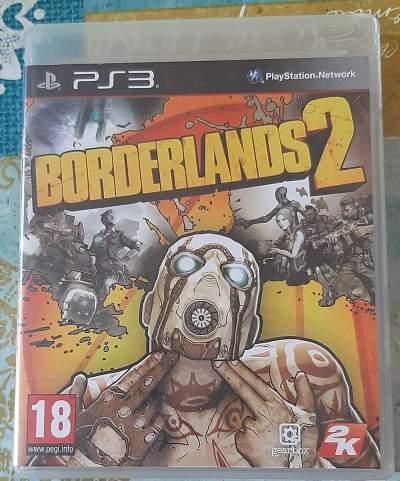 Borderlands 2 - PlayStation 3 Games on Aster Vender