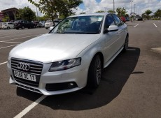 AUDI A4 Car - Luxury Cars on Aster Vender