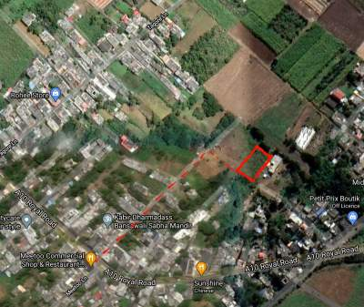 Residential land for sale at Mare D'Albert - Land on Aster Vender