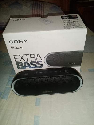Sony srs xb20 - All electronics products on Aster Vender