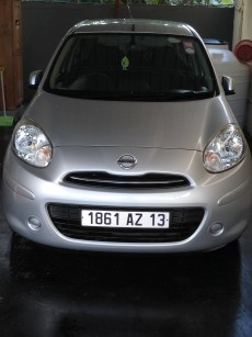 NISSAN MARCH AK13 YEAR 2013 - Compact cars on Aster Vender