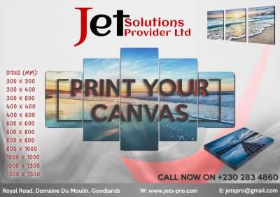 Canva Printing - Art & design on Aster Vender