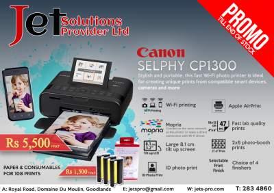 Canon SELPHY CP1300 - Inkjet printer on Aster Vender