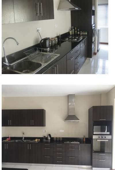 BEL APPARTEMENT T4 EN LOCATI. TOUT EQUIPÉ, SECURISÉ, PLACE DE PARKING. - Apartments on Aster Vender