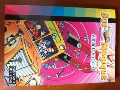 Le bus magique - Children's books on Aster Vender