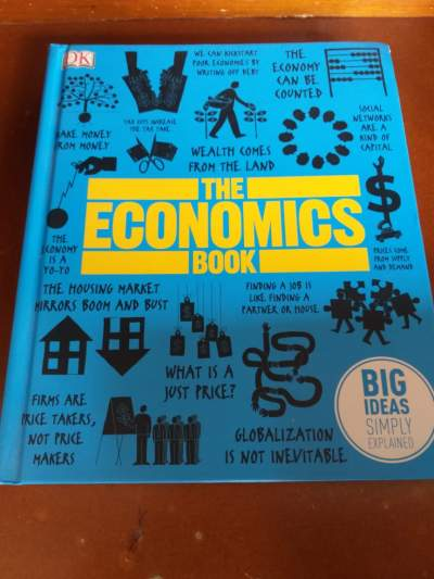 The economics Book - Self help books on Aster Vender