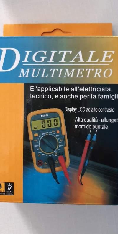 Digital multimeter  - All Informatics Products on Aster Vender