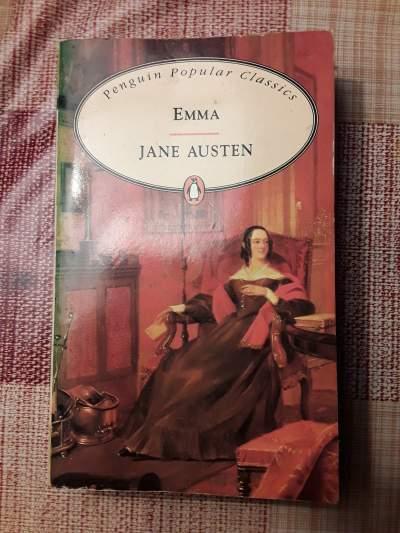 JANE AUSTEN : Emma - Fictional books on Aster Vender