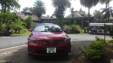 Toyota Corolla April 2014 (Japanese) - Family Cars on Aster Vender