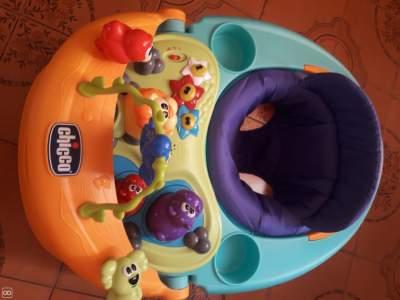 TROTTEUR BÉBÉ - CHICO - Kids Stuff on Aster Vender