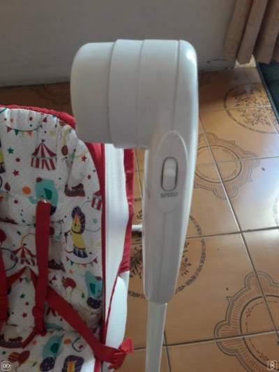 CHAISE À BASCULE - GRACO BABY DELIGHT - Kids Stuff on Aster Vender