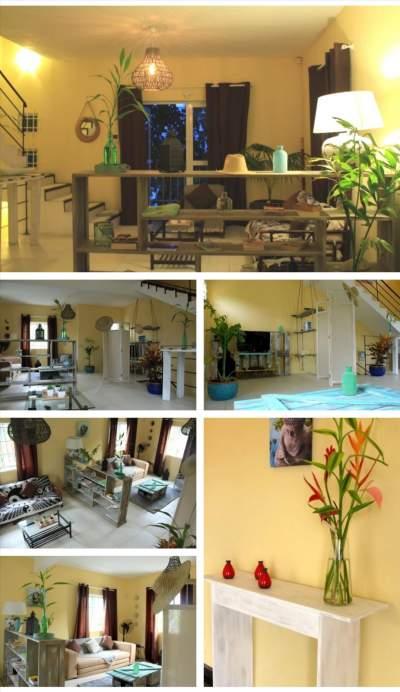 Maison a louer avec piscine privée - House on Aster Vender