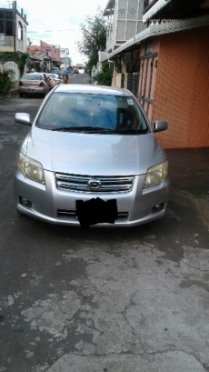 Toyota Axio 2007 1490 c.c - Family Cars on Aster Vender