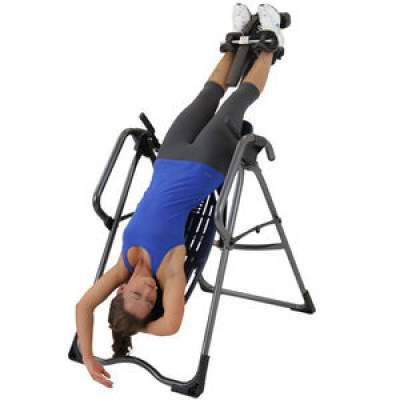 Emer Gravity Fitness Therapy Inversion Table - Fitness & gym equipment on Aster Vender
