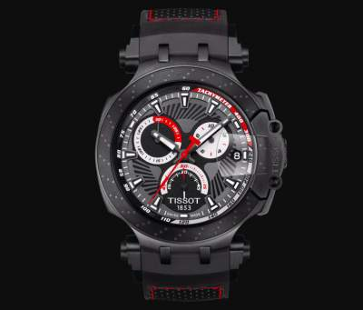 TISSOT T-RACE JORGE LORENZO 2018 LIMITED EDITION - Watches on Aster Vender