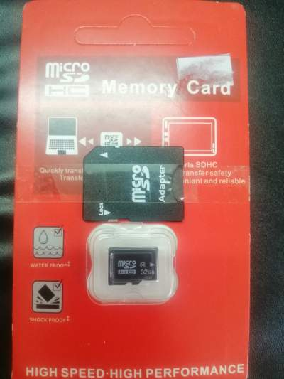 Memory card - Memory Card (SD Card) on Aster Vender