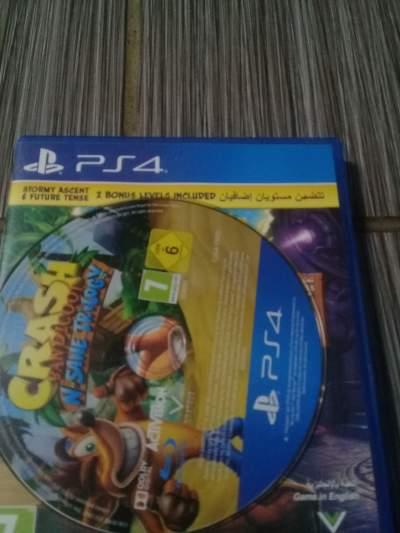 crash bandicoot Nsane Trilogy - PlayStation 4 Games on Aster Vender