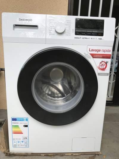 Machine à laver - Bathroom on Aster Vender