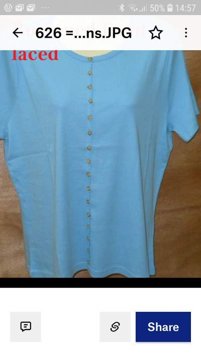All our products at Rs 50 unit  - Tops (Women) on Aster Vender