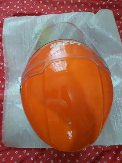 Lazer Helmet (Size: S) - Spare Parts on Aster Vender