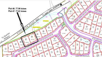 Residential plot for Sale in Morcellement Providencia - Land on Aster Vender