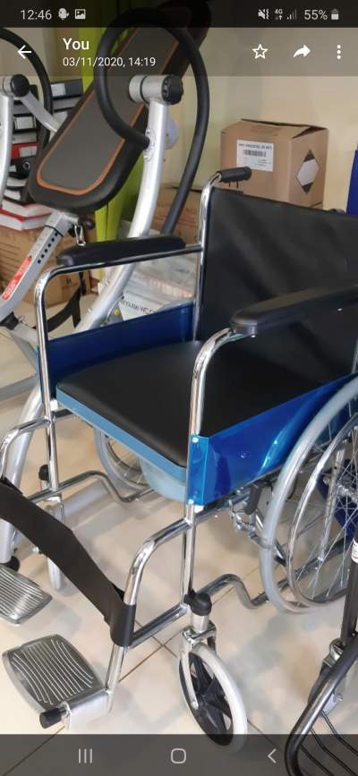 Wheelchair - Health Products on Aster Vender