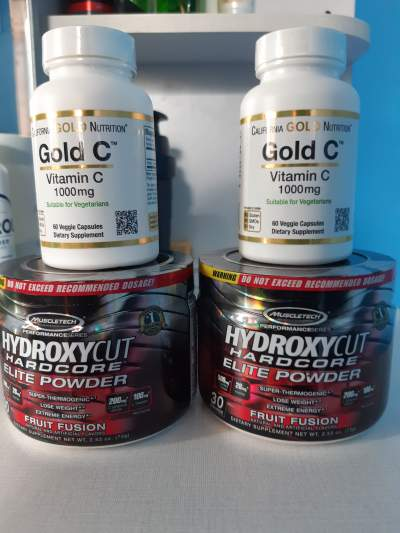 HYDROXYCUT  - Nutrition supplements on Aster Vender