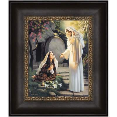 Why Weepest Thou - Framed  - Paintings on Aster Vender
