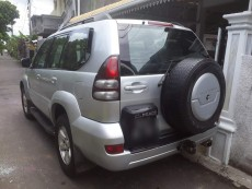Toyota landcruiser prado - SUV Cars on Aster Vender