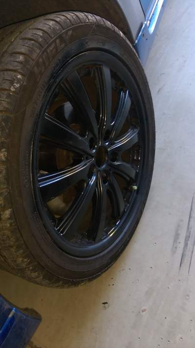 Set of rims  - Spare Parts on Aster Vender