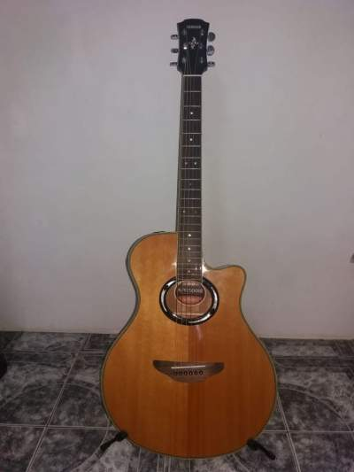 Yamaha APX 500 III Electro Acoustic Guitar - Accoustic guitar on Aster Vender