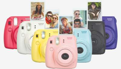 Instax mini 8 Polaroid camera - All electronics products on Aster Vender