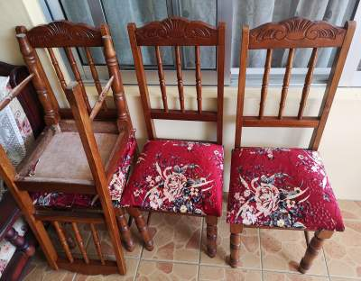 Set of 6 chairs  - Chairs on Aster Vender