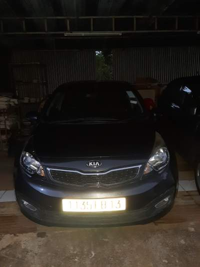 Kia Rio  - Family Cars on Aster Vender
