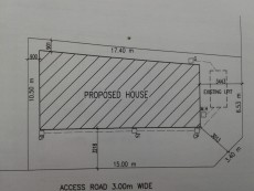 Residential land of 6.5 perches for sale  - Land on Aster Vender