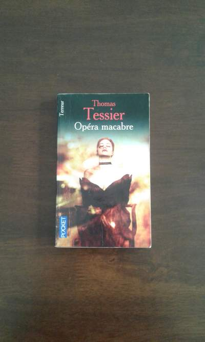 Opera macabre de Thomas Tessier  - Parenting books on Aster Vender