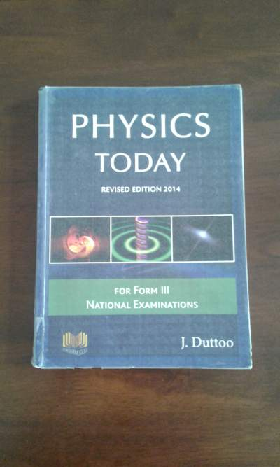 PHYSICS TODAY AND CHEMISTRY TODAY - Primary school on Aster Vender