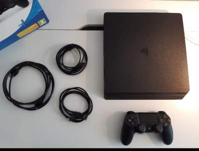 Ps4 slim full modified Ps 5 accessibility  - PlayStation 4 Games on Aster Vender