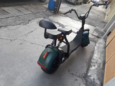 fat tyre - Electric Scooter on Aster Vender
