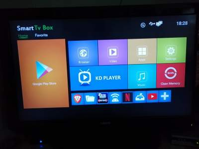 Android Smart Box - TV Box on Aster Vender