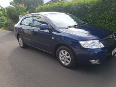 Toyota Corolla NZE JL07 - Family Cars on Aster Vender
