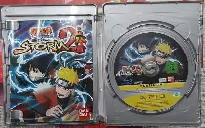 Naruto Shippuden Ultimate Ninja Storm 2 - PlayStation 3 Games on Aster Vender