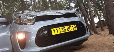 Kia Picanto & Hyundai grand i10 - Compact cars on Aster Vender