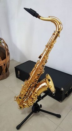 Tenor Saxophone Weril Master(plus all equipments) - Saxophone on Aster Vender