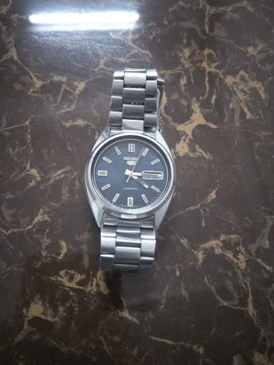 Seiko 5 automatic  - Antiquities on Aster Vender