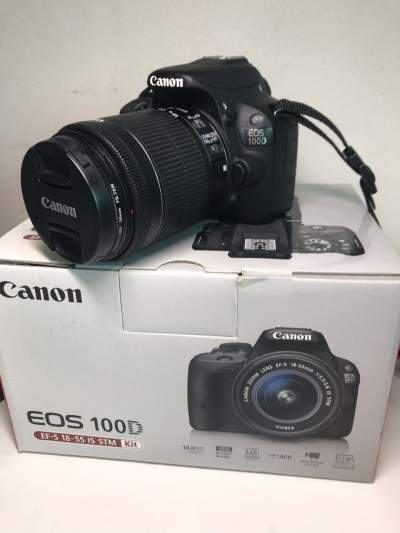 Canon camera 100D - All electronics products on Aster Vender