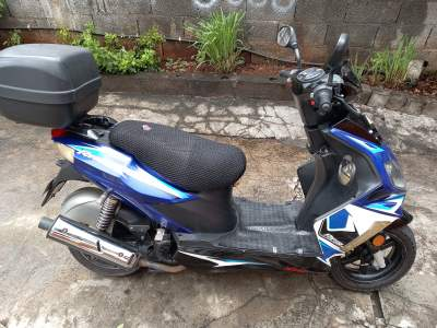 For sale - Scooters (above 50cc) on Aster Vender